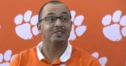 WATCH: Tony Elliott reviews NC State gameplan, Tiger offense
