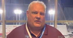 WATCH: David Hood's postgame wrap-up after Clemson's loss to NC State
