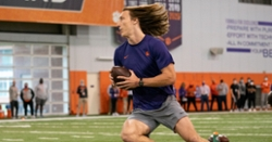 PHOTOS: Trevor Lawrence Pro Day