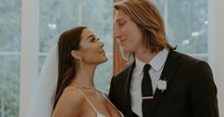 PHOTOS: Trevor Lawrence and Marissa Mowry get married