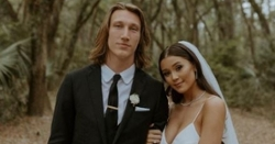 PHOTOS: Trevor Lawrence and Marissa Mowry get married Part 2