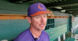 WATCH: Monte Lee, players preview Clemson fall baseball