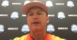 WATCH: Monte Lee says he can lead Clemson back in right direction