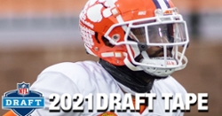 WATCH: Amari Rodgers NFL draft tape