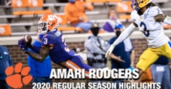WATCH: Amari Rodgers 2020 season highlights