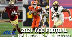 WATCH: Justyn Ross ranked as a top-five ACC receiver
