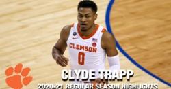 WATCH: Clyde Trapp 2020-2021 regular season highlights