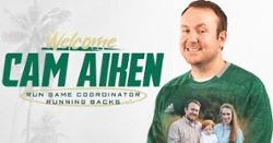 Former Clemson assistant announced as USF run game coordinator