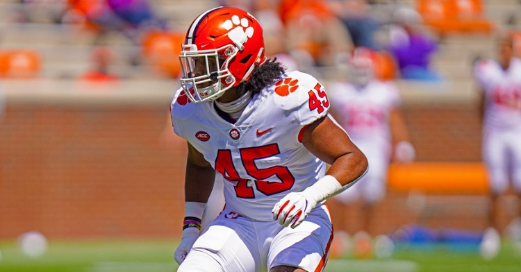Silver Lining: Venables sees positives for linebackers despite spring injuries