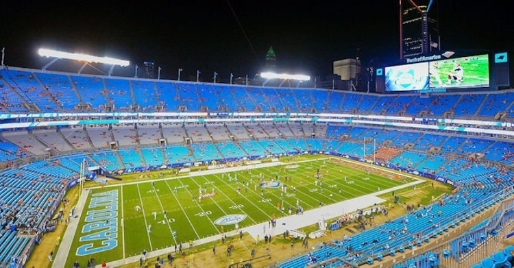 This stadium should be full on Sept. 4.