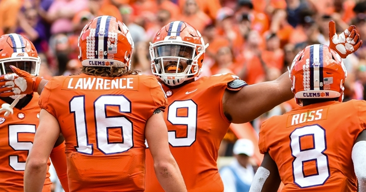 Clemson lineman selected in NFL draft 2nd round