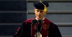 WATCH: South Carolina President calls his school 'University of California' at graduation