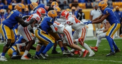 Steel City Letdown: Mistake-prone Tigers lose to Pitt in erratic performance