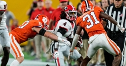 Clemson offense wilts under Georgia pressure in frustrating loss