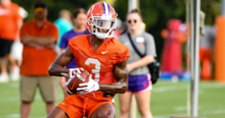 Swinney happy with the offense, Uiagalelei after Thursday scrimmage