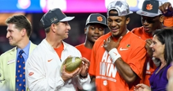 Swinney says 'it hurts' to see headlines lately on Deshaun Watson
