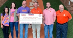 Dabo's All In Ball with special guest Jon Gruden takes place on Saturday