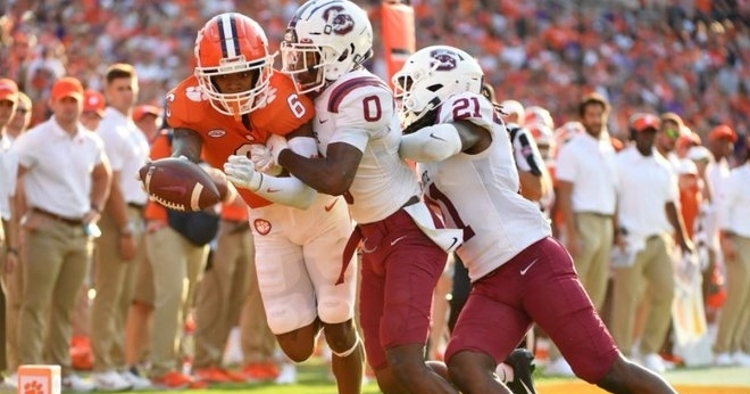 Clemson controlled the action early against SC State, but the college football landscape saw some changes Saturday.