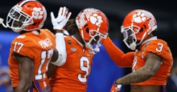 Final grades: Travis Etienne contained in ground game, expands role as receiver