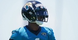 Travis Etienne moved to new position at Jaguars rookie minicamp
