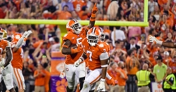 Clemson defense holds on late as Tigers top Eagles in gutty thriller