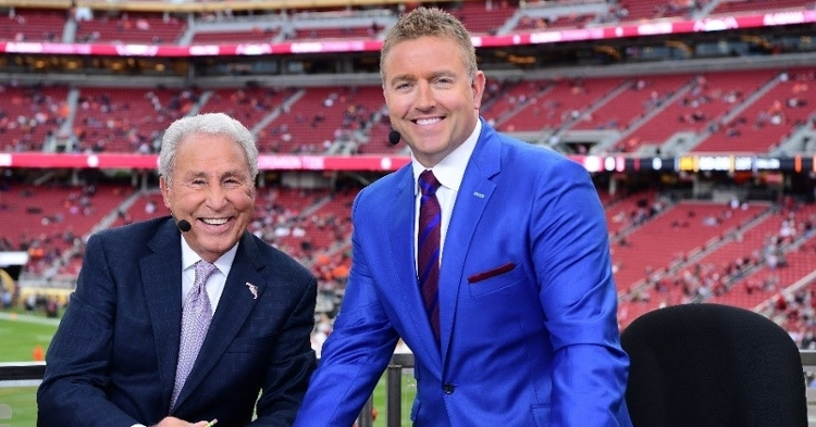 Herbstreit says teams are daring the Clemson offense to make plays.