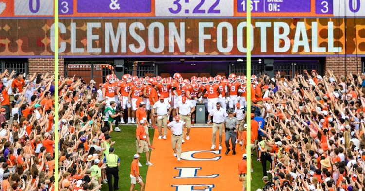 Clemson has two offensive touchdowns in 120 minutes against FBS opponents this season.