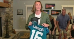 Twitter reacts to Trevor Lawrence going No. 1 overall