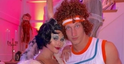 LOOK: Trevor Lawrence dresses up as Jackie Moon for Halloween