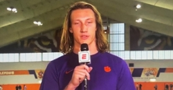 Trevor Lawrence gives timeline on his surgery