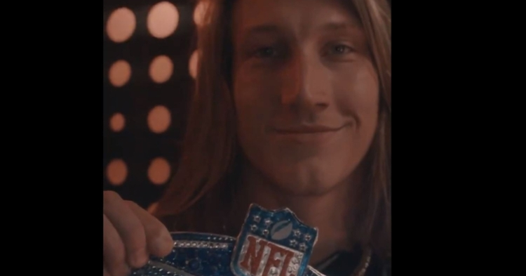 WATCH: NFL draft commercial featuring Trevor Lawrence