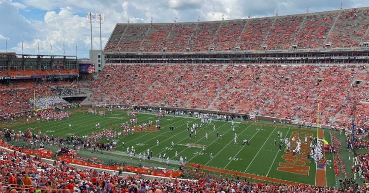 Live from Death Valley: Clemson vs. Georgia Tech