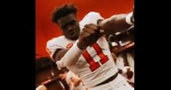 WATCH: Clemson dances in locker room after win over Syracuse