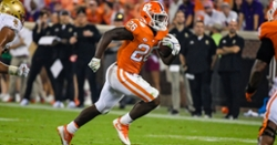 Phil Mafah: Redshirt candidate to breakout candidate