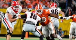 Playing time breakdown: Rotation tight for Tiger offense against Georgia