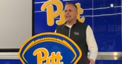 """Pat Narduzzi after Clemson didn't kneel out after 52-17 win last year: """"Karma's rough"""""""