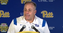 """Pitt coach says Panthers should have won by more in """"signature win"""""""