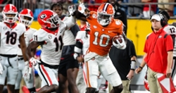 Clemson football by the numbers at midseason