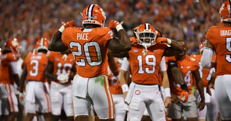 Clemson will have a 3:30 road matchup with Pitt