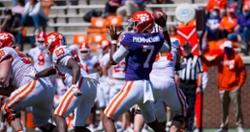 Clemson QB suffers major injury in spring game