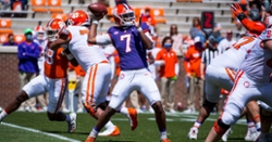 Swinney not ready to hit the transfer portal for a quarterback