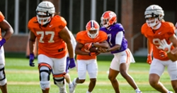 Death Valley scrimmage insider: Swinney wants to see the defense tackle better
