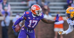 Clemson WR selected on NFL draft day 3