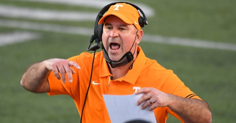 Pruitt was let go after just three seasons (Christopher Hanewinckel - USA Today Sports)