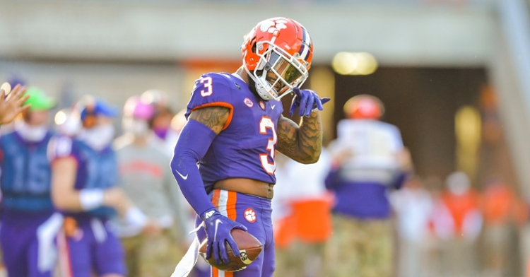 Amari Rodgers should hear his name called Friday. (Photo courtesy ACC)
