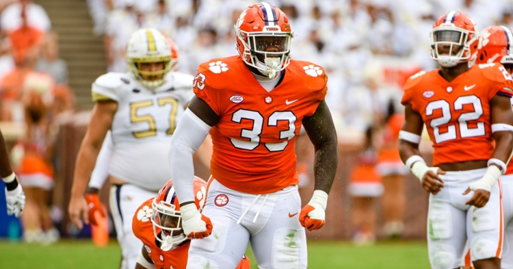Orhorhoro is expected to make a second start this week against BC.
