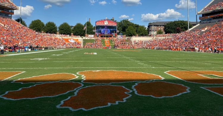 TV channel for Clemson-SC State