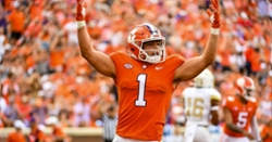 TV channel announced for Clemson-North Carolina State