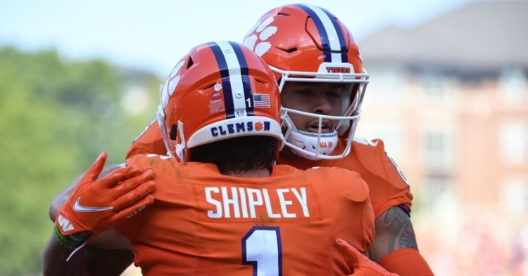 Clemson was impressive against the in-state Bulldogs