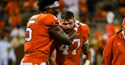 Stats & Storylines: Defense saves Clemson from disaster against Yellow Jackets
